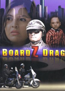 Boardz Drag poster